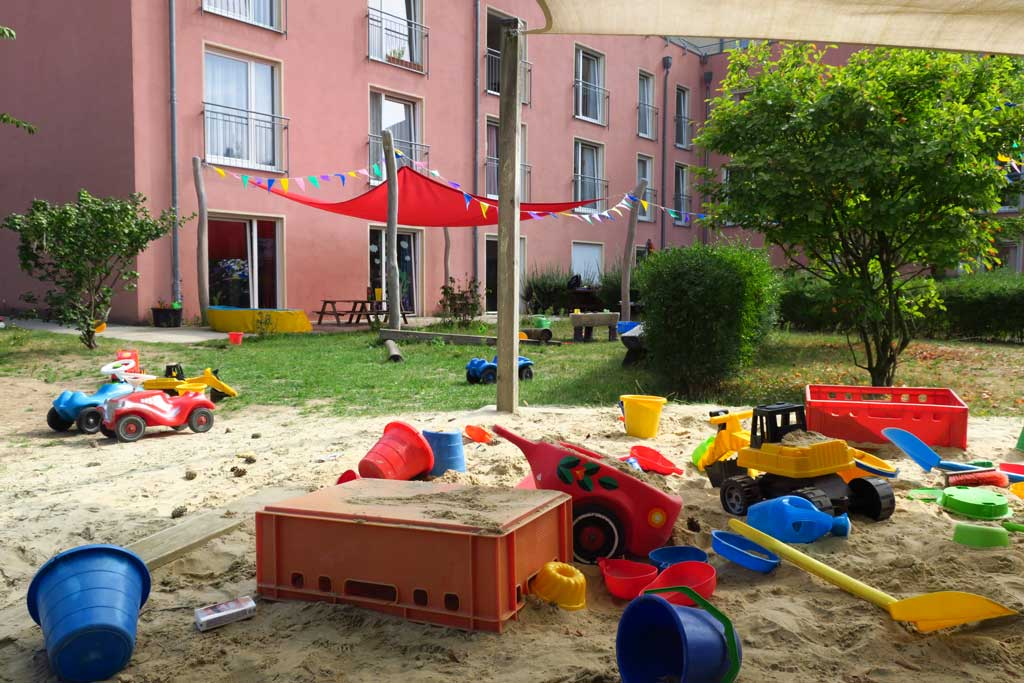 Kinderhäuser e.V. Bremen - Am Rosenberg