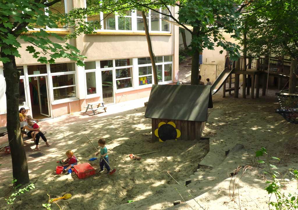 Kinderhäuser e.V. Bremen - Kleine Dölve - Dölvestraße